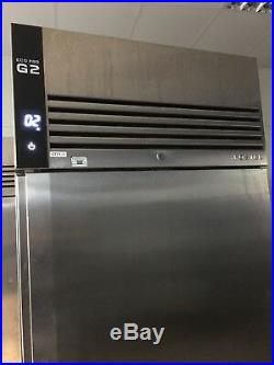 17 Foster G2 Commercial Stainless Steel Catering Fridge Kitchen Single Door