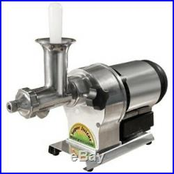 220 Volt Super Juicer Stainless Steel Commercial Grade Wheatgrass Juicer