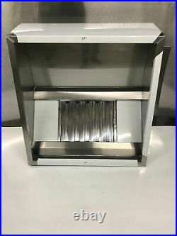 3ft Stainless Steel Commercial Kitchen Canopy Cooker Hood Extraction Hood