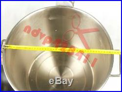 51L Commercial pressure cooker stainless steel high capacity gas pressure cooker