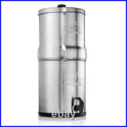 Alexapure Pro Stainless Steel Water Purification System (No Filter Included)