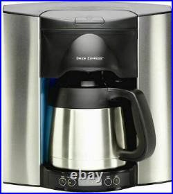 BREW EXPRESS BE-110 BS In-Wall-Mounted