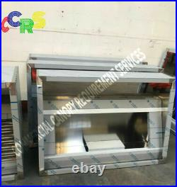 CCRS Ltd Commercial Kitchen Stainless Steel Canopy