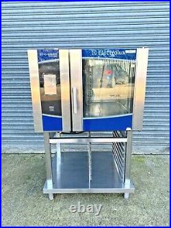 Combi Oven 6 Grid Electrolux AOS061ETK1 3 Phase Reconditioned Catering Equipment