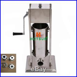 Commercial 3L Stainless Steel Manual Spanish Donut Churrera Churros Maker Machin