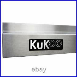 Commercial Catering x 2 Stainless Steel Shelves Kitchen Wall Shelf Metal Unit 19