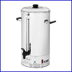 Commercial Coffee Maker Drip Coffee Machine Percolator Stainless Steel 15 L