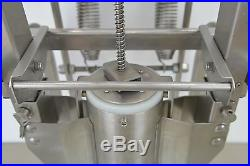 Commercial Industrial Stainless Steel Pineapple Peeler Corer WithO Handle (I21)