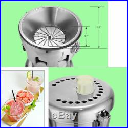 Commercial Juice Extractor Machine Stainless Steel Juicer Heavy Duty WF-A3000