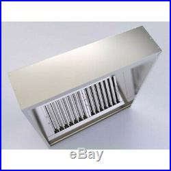 Commercial Kitchen Canopy Cooker Hood 950mm