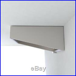 Commercial Kitchen Extraction Hood 2480mm Kit