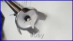 Commercial Kitchen Hand Mixer Stick Curry Blender Stainless Steel Immersion