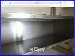 Commercial Kitchen Stainless Steel 28x70 Inch Work/Prep/Shelf Table- Collection