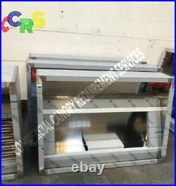 Commercial Kitchen Stainless Steel Canopy 5ft