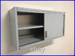 Commercial Kitchen Stainless Steel Wall Cupboard 1.2m