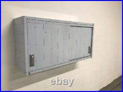 Commercial Kitchen Stainless Steel Wall Cupboard 1.5m