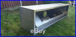 Commercial Kitchen stainless steel Canopy/Hood 3 meter