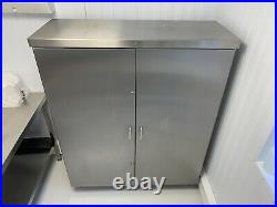 Commercial Stainless Steel Cabinet
