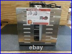 Commercial Stainless Steel Food Dehydrator for Food and Jerky Fruit Dehydrator