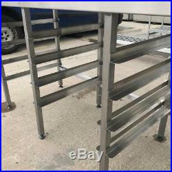 Commercial Stainless Table Work Bench Shelf Kitchen