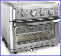 Countertop Air Fryer Convection Toaster Oven Commercial Stainless Steel Turkey