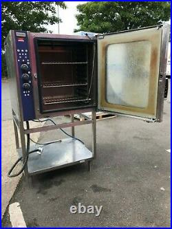 Electrolux ECV/E10T4 Steamer Oven Commercial Kitchen Stainless Steel 1650x900mm