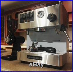 Espresso Coffee Machine Fully Automatic Stainless Steel Commercial Personal Tool