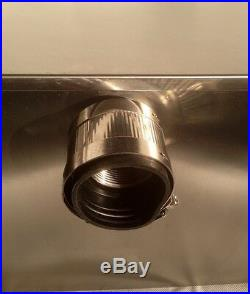 Grease Trap Commercial Stainless steel 9 Kilo & Waste Filter Kitchen Fat Traps