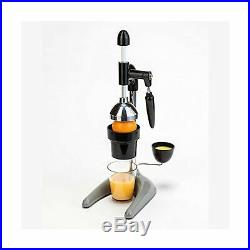 Hamilton Beach 932 Kitchen Commercial Citrus Juicer Stainless Steel Black New