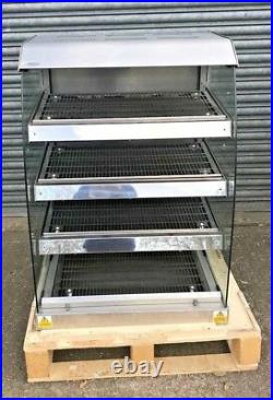Heated Display Counterline Vision V3TOH700 13A Reconditioned Catering Equipment