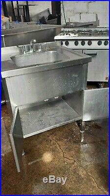 Heavy Duty Stainless steel Commercial Kitchen sink