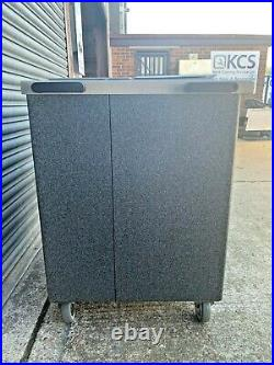 HotCupboard BainMarie Mobile DryHeat Moffat2FBM Reconditioned Catering Equipment