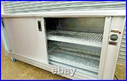 Hot Cupboard Mobile Heavy Duty Victor Peer19Z Reconditioned Catering Equipment