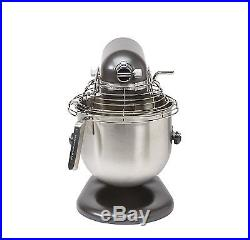 KitchenAid KSMC895DP Commercial Stand Mixer 8-Quart Stainless Steel Dark Pewter