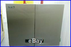 Lincat Stainless Steel Wall Cupboard Commercial Catering Kitchen Storage