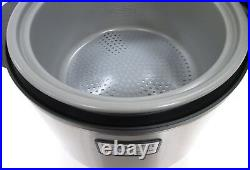 NEW Tiger Rice Cooker JNO-A360-XS Commercial Stainless From Japan