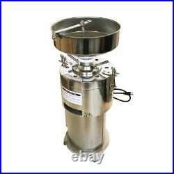 New 110V 900W Electric Commercial Peanut Sesame Grinding Machine