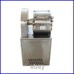 New Commercial 110V Stainless Steel Electric Vegetable Cutter Slicers Machine