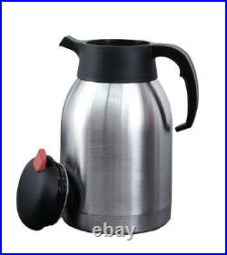 New Commercial Carafe Coffee Maker Machine Stainless Brewer Cafe Office NSF