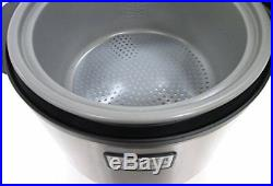 New Tiger Rice Cooker JNO-A360-XS Commercial Stainless From Japan New