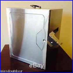 Stainless Commercial Food warming kitchen food truck equipment cabinet R120 v