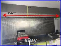 Stainless Steel Commercial Kitchen Canopy Hood Extraction