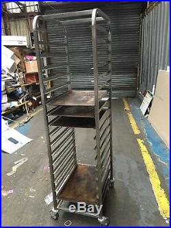 Tray Commercial Catering Kitchen Bake Off Rack Stainless Steel Bakery