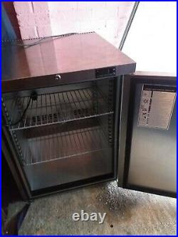 UNIT 2 Foster Refrigerator HR150 A Under Counter Commercial Kitchen Stainless