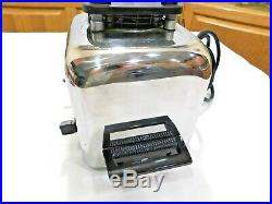 VITAMIX Commercial VitaMixer Commercial Maxi-4000 Stainless Steel Blender EUC