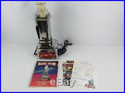 Vitamix Commercial Vita-Mixer Maxi-4000 Stainless Steel Blender with Original Book