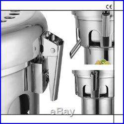 WF-A3000 Commercial Juice Extractor Stainless Steel Juicer Heavy Duty TOP