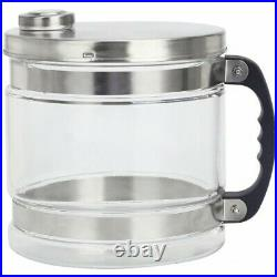 Water Distiller, Stainless Steel, Glass Jug, Latest 2021 Model Make Water Pure