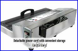 Weston PRO-2300 Commercial Grade 15 inch Vacuum Sealer Stainless Steel