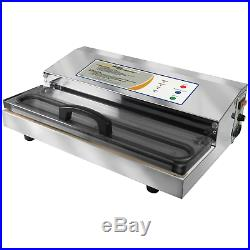 Weston Pro-2300 Commercial Grade Stainless Steel Vacuum Sealer 65-0201, Double